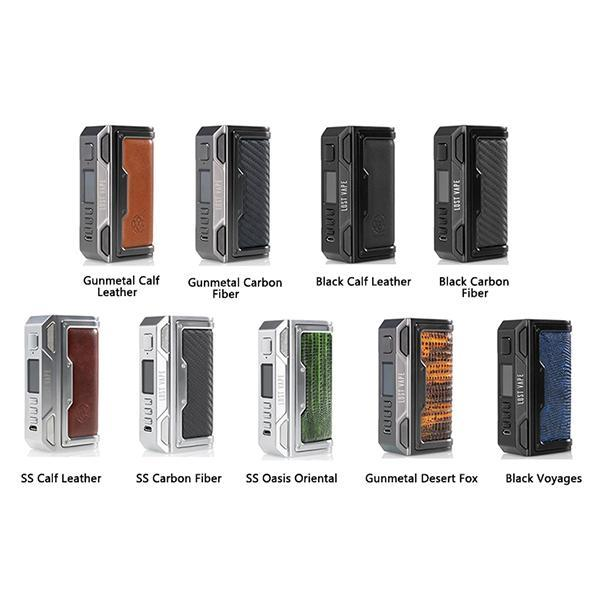 Lost Vape Thelema DNA250C Mod | 200w