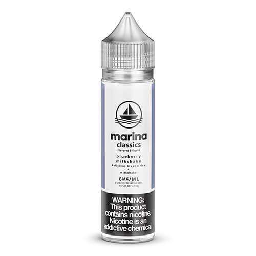 MARINA CLASSICS | Blueberry Milkshake 60ML eLiquid