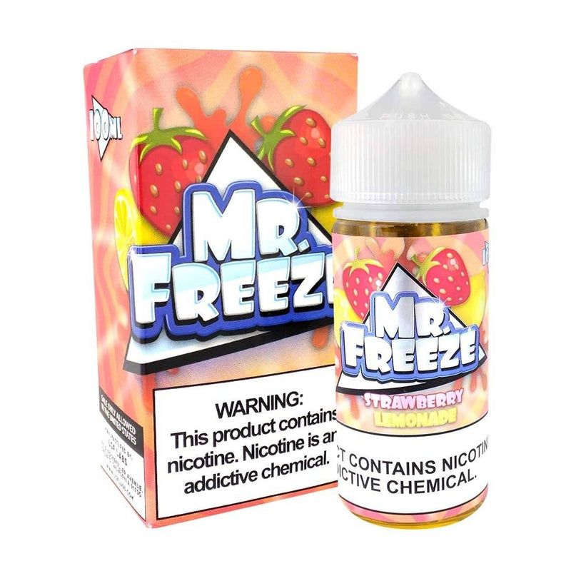 Strawberry Lemonade by Mr. Freeze 100ml