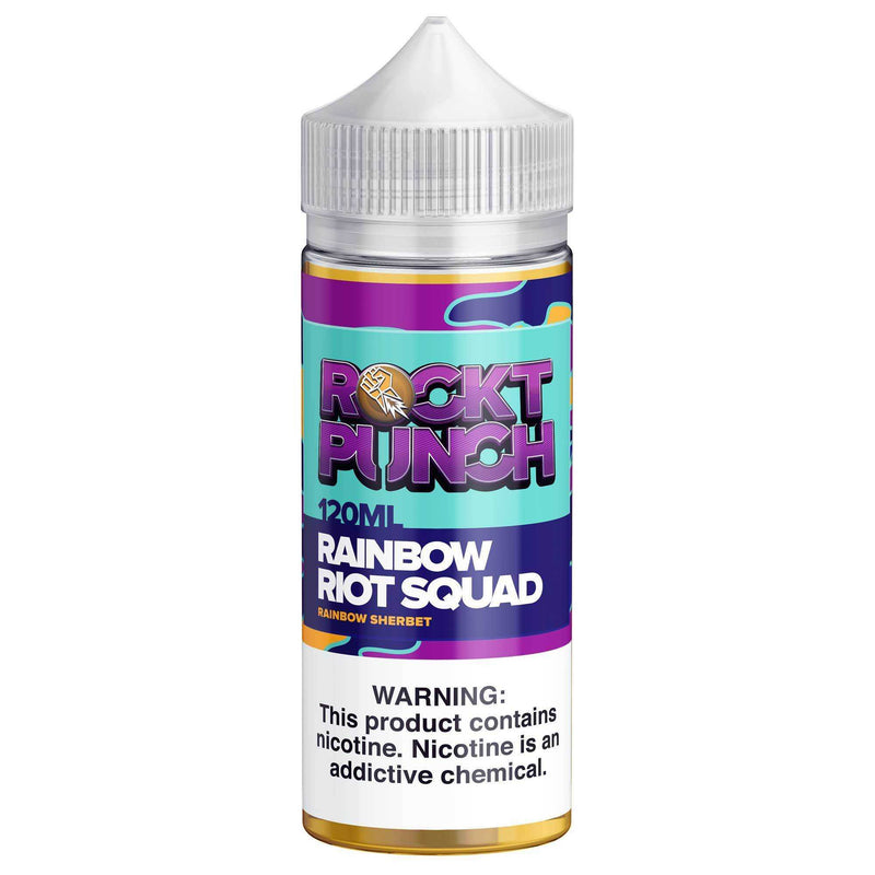 Raibow Riot Squad by ROCKT PUNCH 120ml