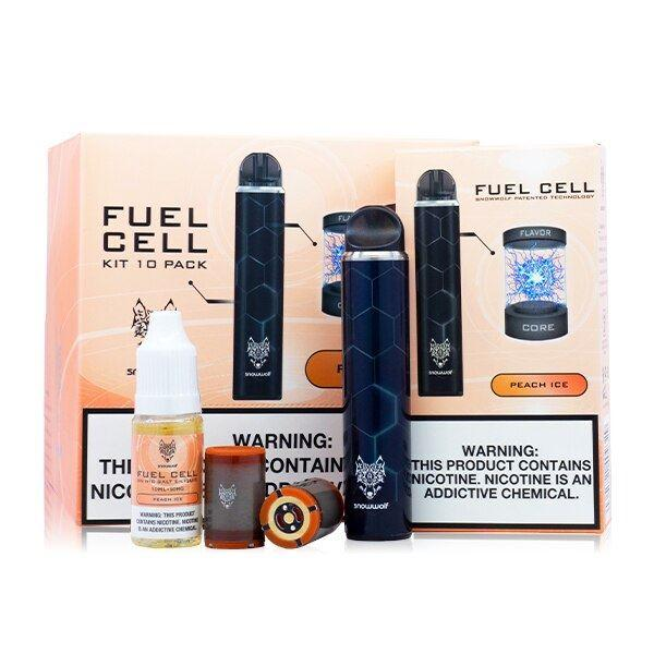 SnowWolf Fuel Cell Kit