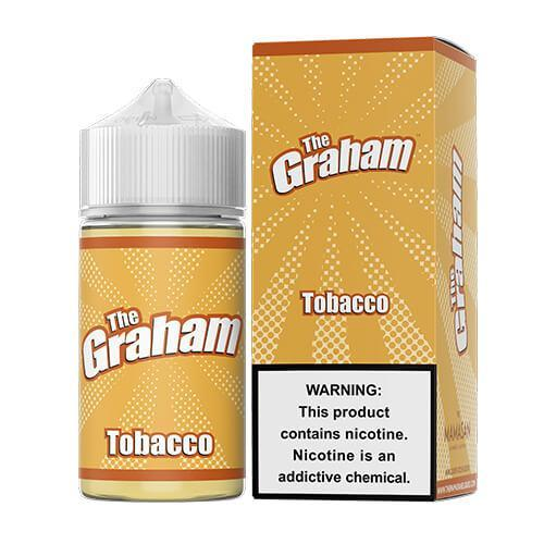Tobacco by The Graham 60ML eLiquid