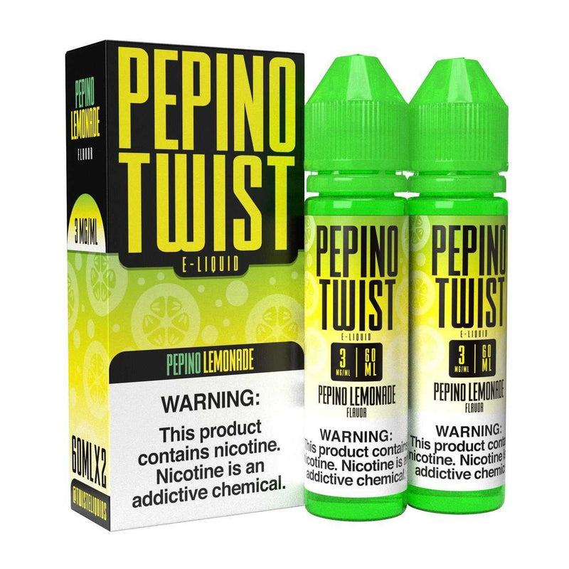 Pepino Lemonade by Twist E-Liquids 120ml