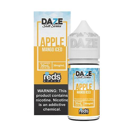 Reds Mango Iced by Vape 7 Daze Salt 30ml
