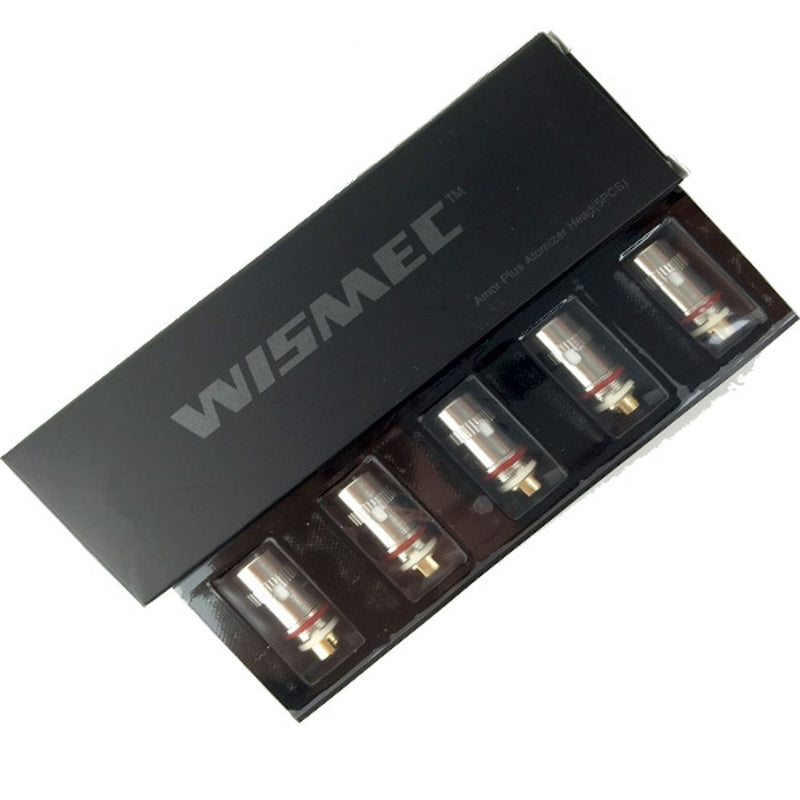 Wismec Amor Plus Coils (Pack Of 5)