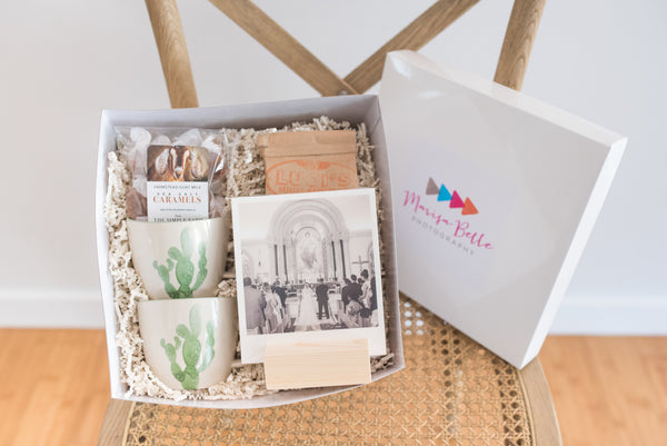 Client Gifts - Marisa Belle Photography
