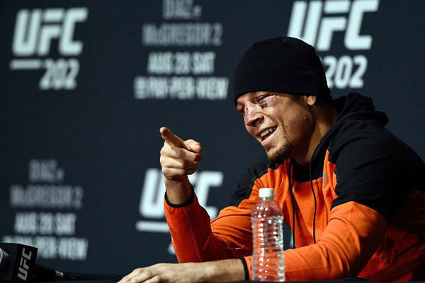 NATE DIAZ DRUG TEST CLEAN AFTER CBD USE, USADA STILL LOOKING TO ENFORCE PUNISHMENT.