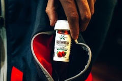 NEW Fruit and Hemp with the cbd infused products