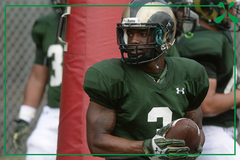 Former CSU running back Treyous Jarrells joins Green Roads
