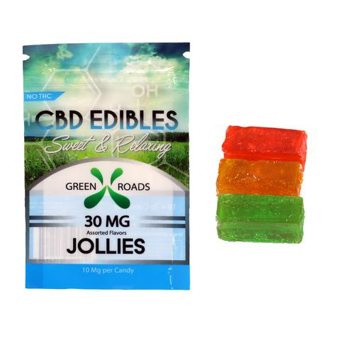 CBD Jollies (3 Pieces)