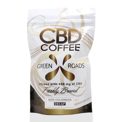 CBD Decaf Coffee