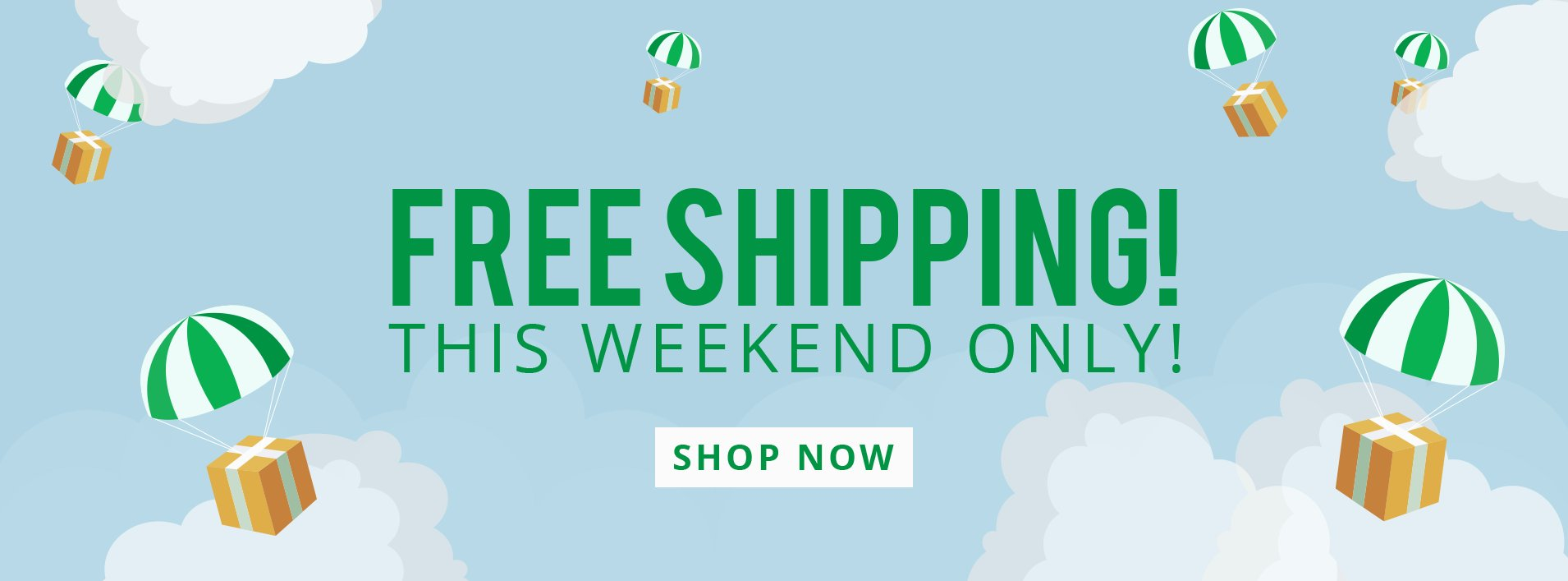 Use code: FREESHIPPING to receive FREE shipping!