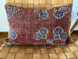 Vintage Turkish Cushion - cover only