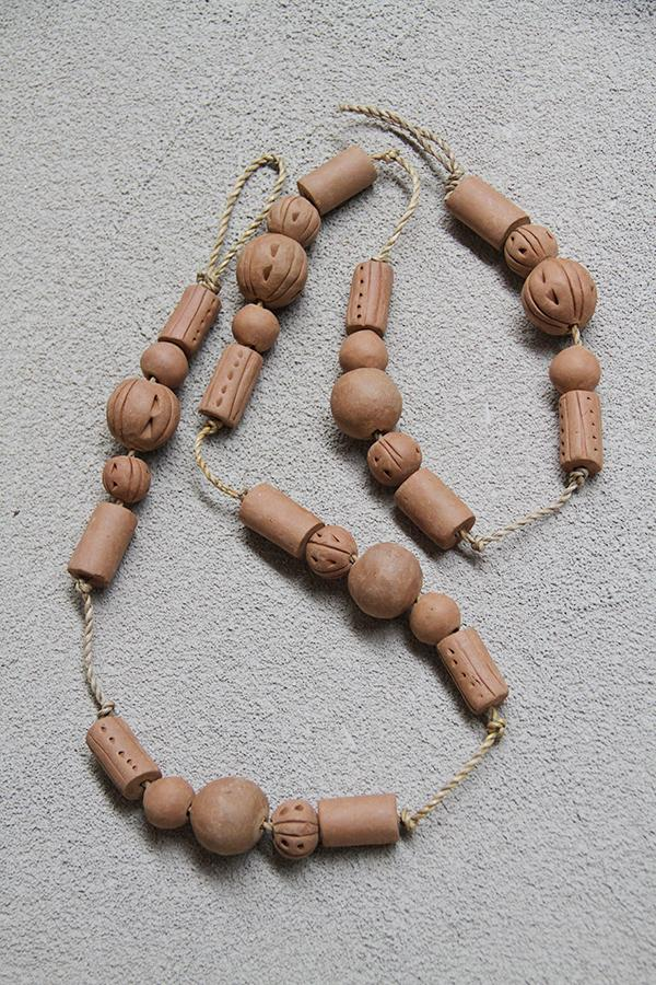 Clay Bead Garland