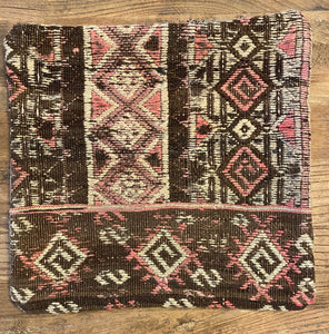 Vintage Kilim Cushion - Cover Only
