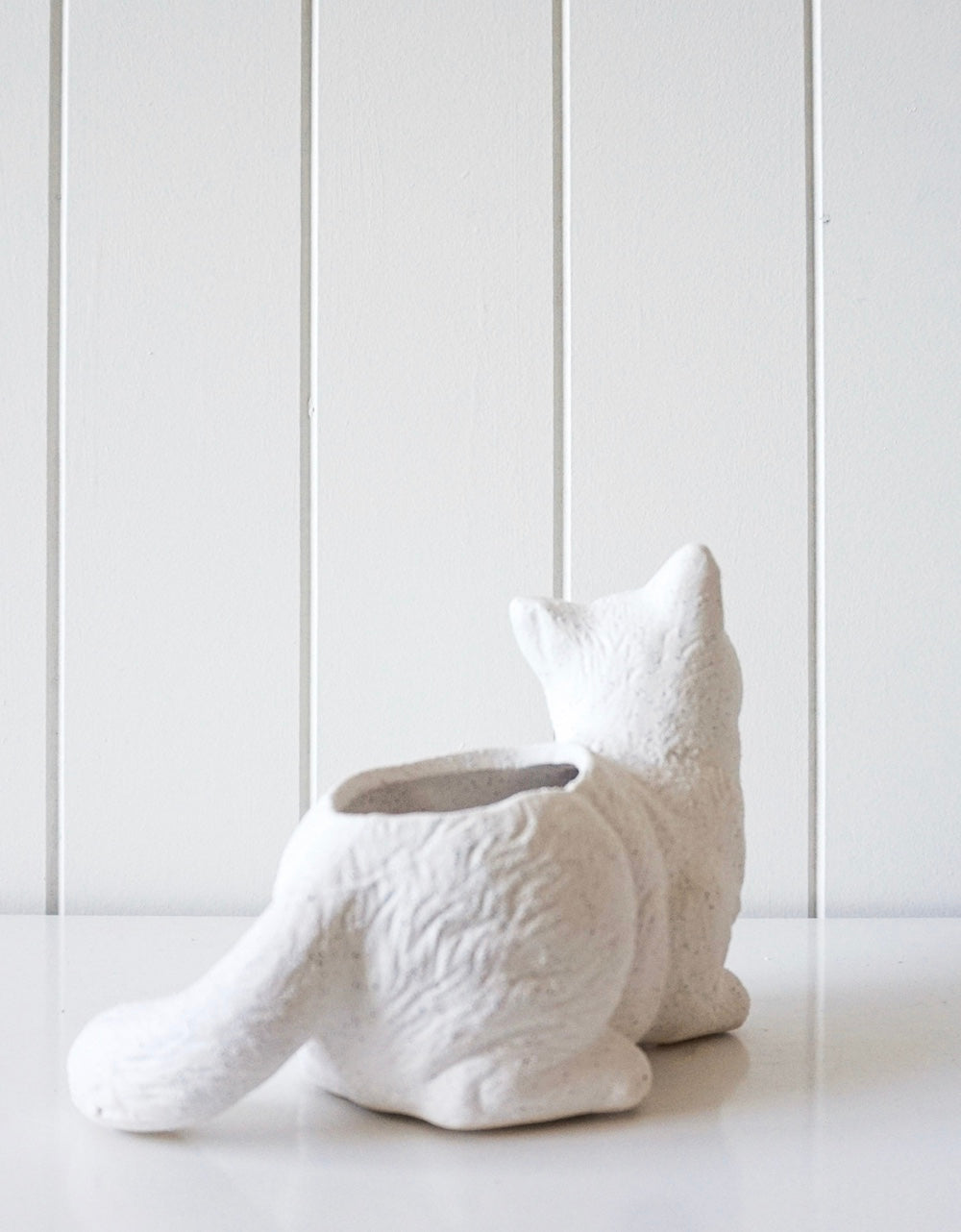 Alley Cat Planter