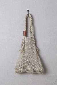 Natural Hemp String Bag - Dharma Door