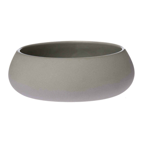 Zakkia Raw Bowl Grey