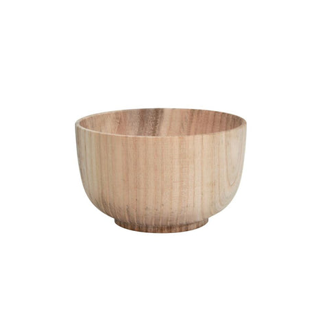 HK Living Wooden Bowl Small