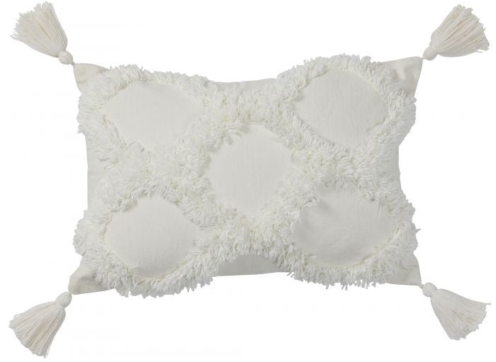 Shebah Cushion with Tassels