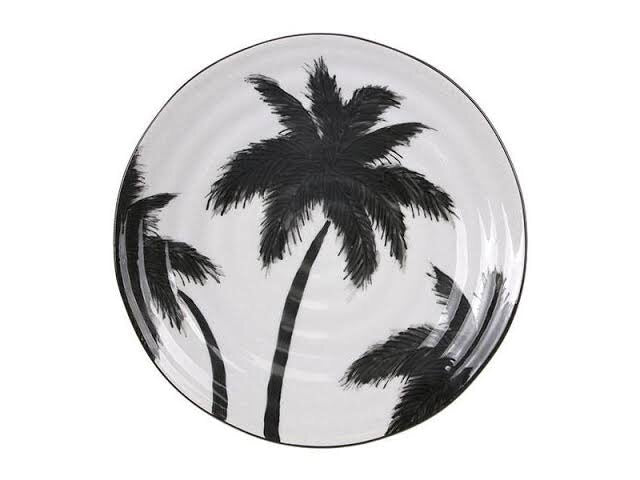 HK Living Jungle Serving Plate