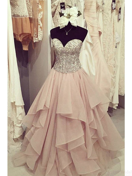 2017 organza prom dresses, party dresses, banquet gowns
