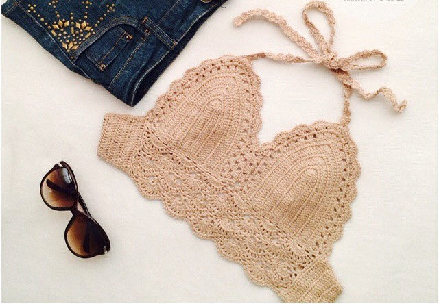 Crochet Bikini Set bb0060B