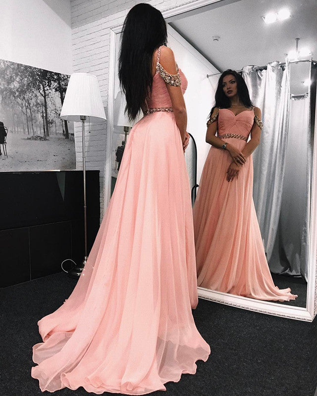 Chiffon Prom Dress, Party Dresses, Formal Dresses, Back to School ...