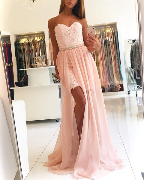 Sexy Lace Prom Dress, Party Dresses, Formal Dresses, Back to School Dress