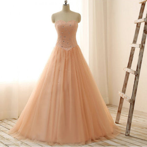A line Dress For Prom Evening Party pst0460