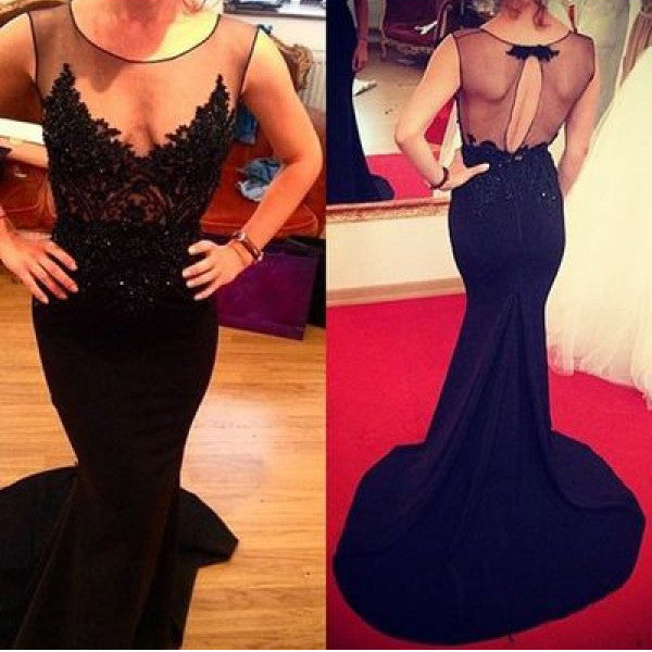 Mermaid Dress For Prom Party pst0468