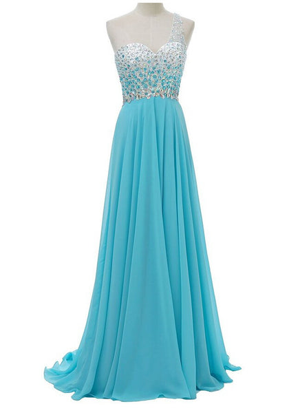 Chiffon Party Dress Prom Dresses For Women pst0479