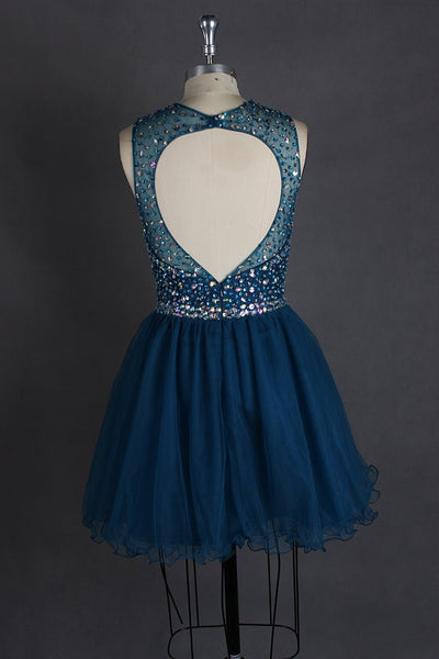 Homecoming Dress Short Prom Dresses pst0764