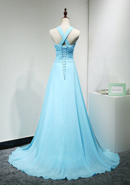 Chiffon Prom Dress Prom Dresses pst0773