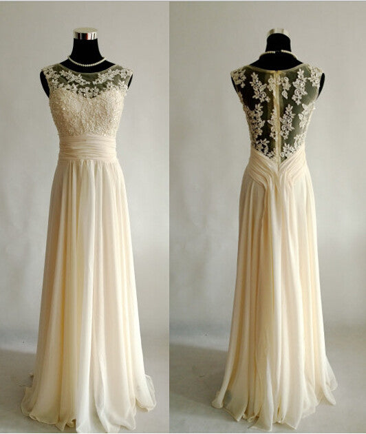 Long Dress For Prom Evening Party pst0818