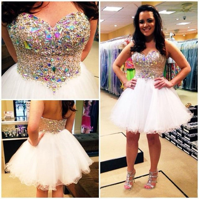 Homecoming Dress Short Party Gown pst0838