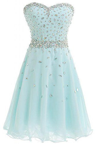 Homecoming Dress For School Party pst0851
