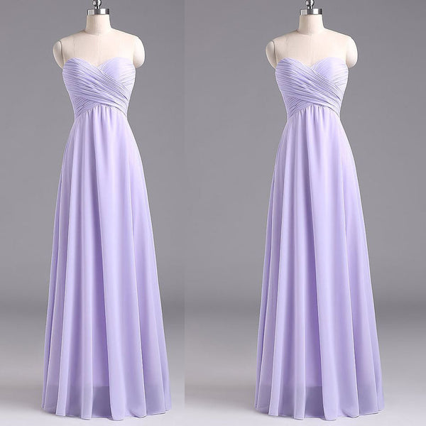 Simple Prom Dress Bridesmaid Dresses pst0999