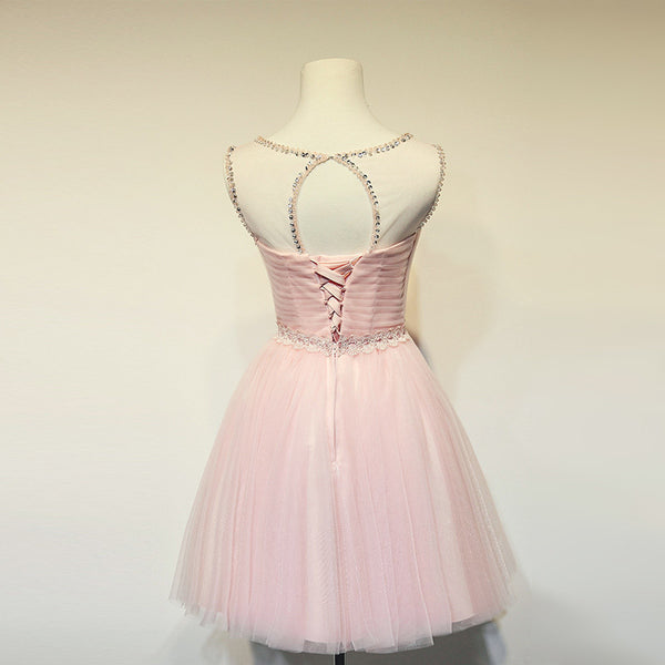 Elegant Homecoming Dresses Short Grad Party Dress pst1009