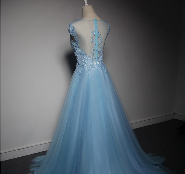 Prom Dress Long Evening Party Dresses pst1012