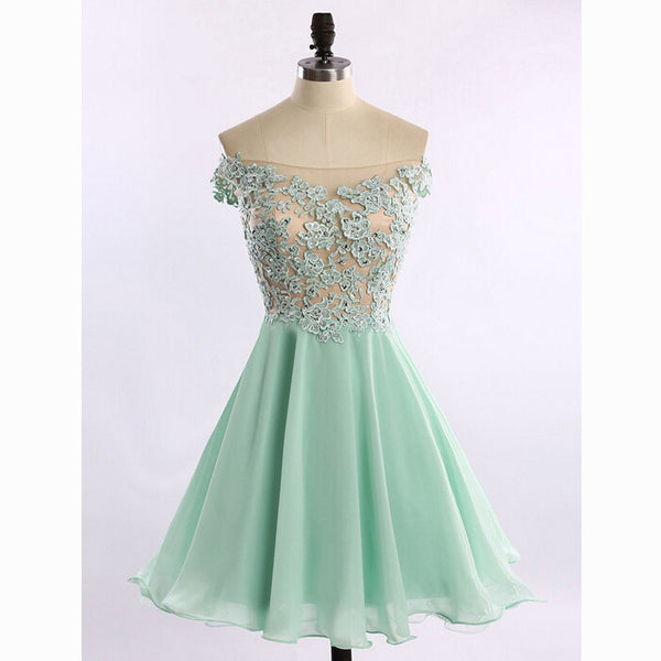 Homecoming Dress Homecoming Dresses Short Prom Party Dress pst1014