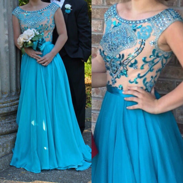 Fashion Prom Dress Prom Dresses Wedding Party Gown Cocktail Formal Wear pst1409