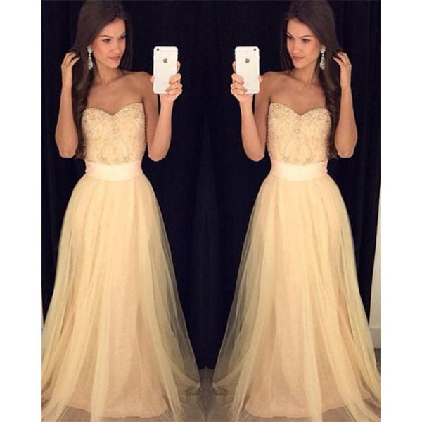 Fashion Prom Dress Prom Dresses Wedding Party Gown Cocktail Formal Wear pst1425