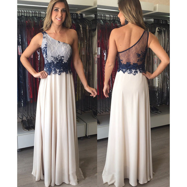 Amazing Prom Dress with One Strap Party Gown Cocktail Formal Wear pst1483