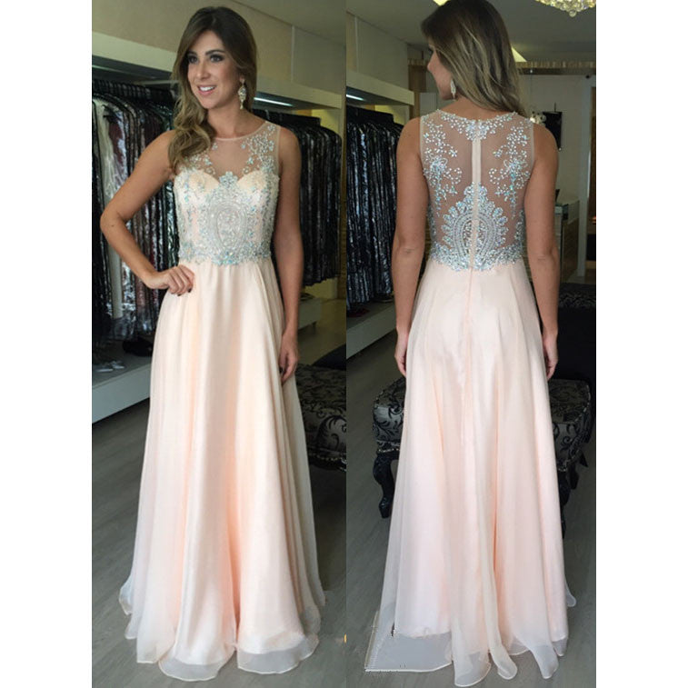 Prom Dress Long Party Gown Cocktail Formal Wear pst1492