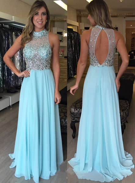 Backless Prom Dress Party Gown Cocktail Formal Wear pst1493