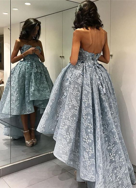 lace prom dresses wedding party dresses