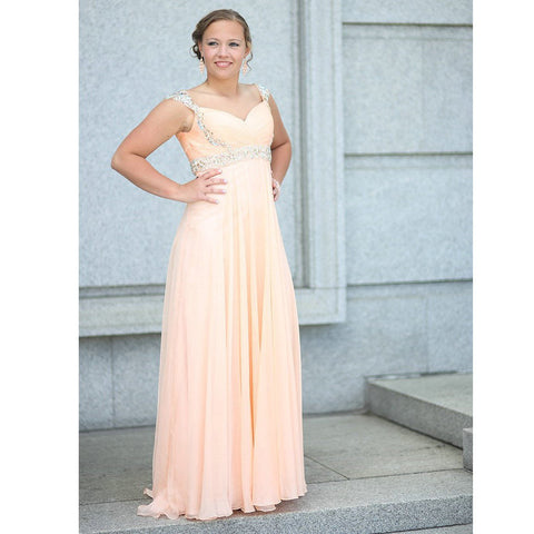 2016 Pearl Pink Celebrity Prom Dresses Graduation Party Gowns pst0275