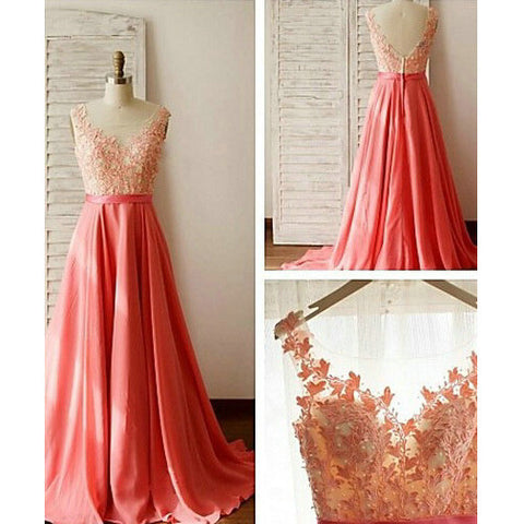 2016 Lace Bridesmaid Dresses Floor Length pst0335