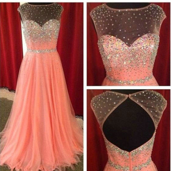 Prom Dresses Formal Gowns Floor Length pst0353